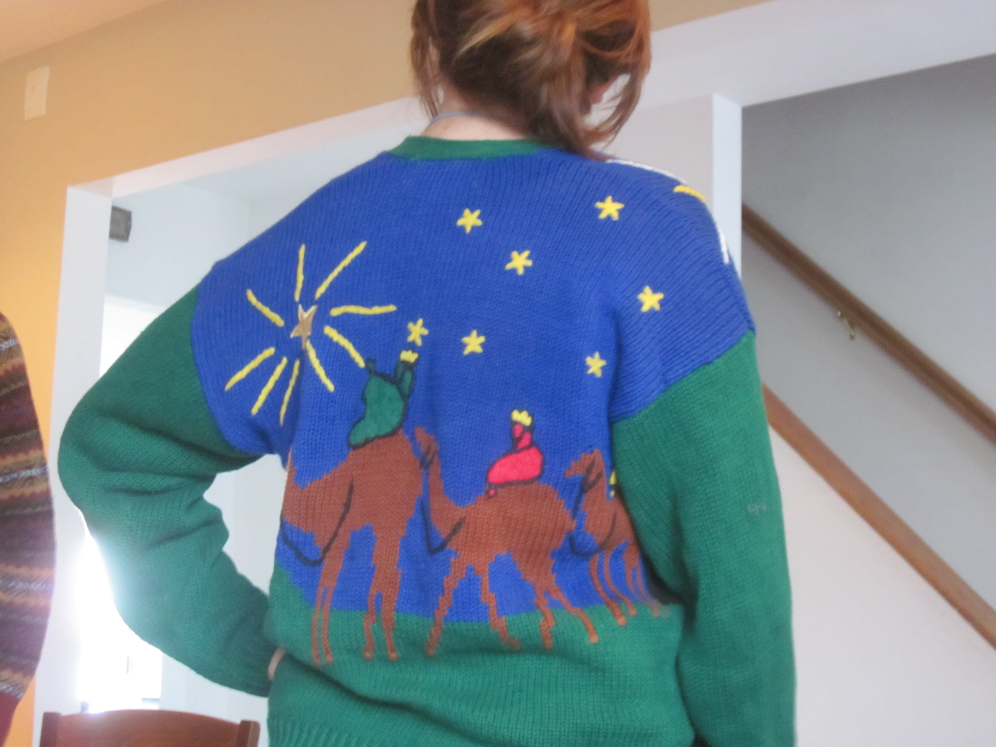 Ugly Sweater and other Photo Contest Ideas