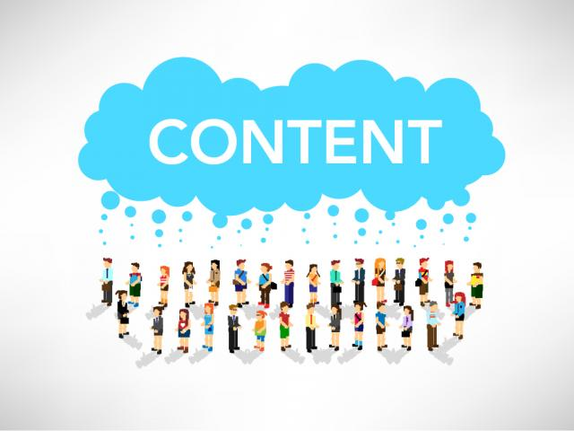The Value of User Generated Content in a Contest