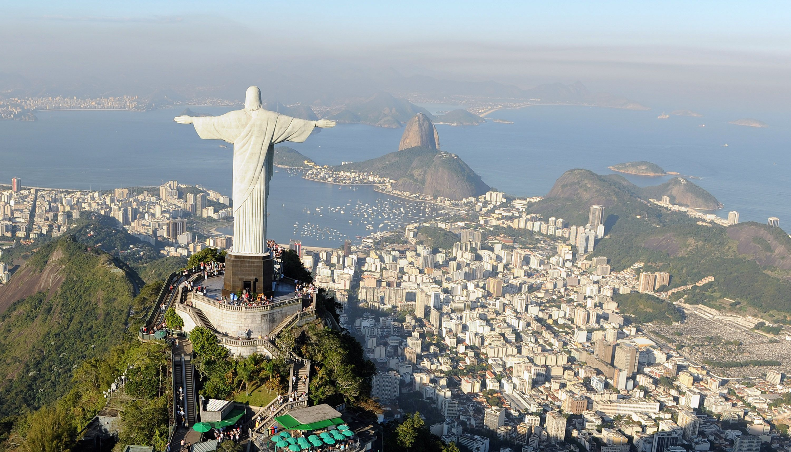 Olympics promotion planning in Rio-de-Janeiro: the site of the next Olympics