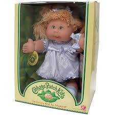 holiday toy of 1983 cabbage patch kids