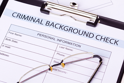 Background Check for winners