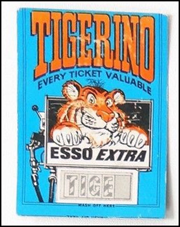 tigerino first scratch off game card