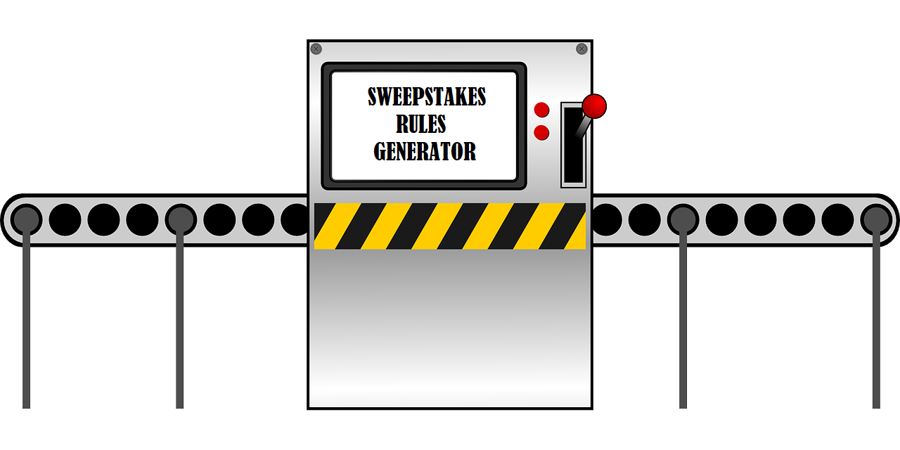 SWEEPSTAKES RULES GENERATOR