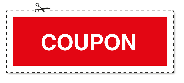 can you use a coupon as a prize
